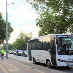 Автобусите на градския транспорт в Пловдив остават да се движат по приетото разписание