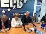 ГЕРБ и СДС в Пловдив официално си подадоха ръка