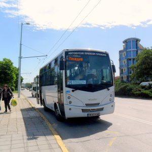 За Задушница пускат повече автобуси до траурните паркове в Пловдив