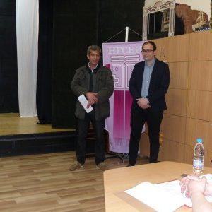 Заместник.-кметът Пламен Панов откри 7-ия Национален ученически конкурс по актьорско майсторство в Пловдив