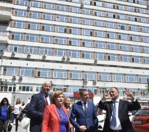 """Започва изграждането на нова детска клиника към УМБАЛ """"Свети Георги"""""""