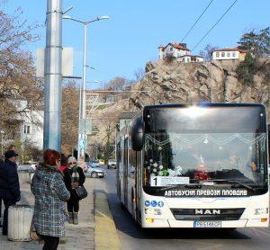 Извънредното разписание на градските автобуси остава в сила до 12 април