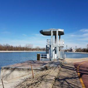 Община Пловдив увеличава общинските охранители на Гребна база за уикенда