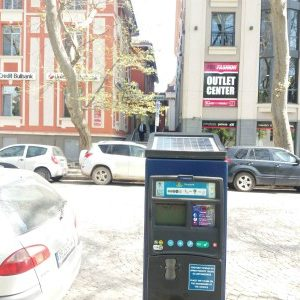 """Плащането на """"Синя зона"""" на ул. """"Иван Вазов"""" ще става само чрез паркомати и SMS"""