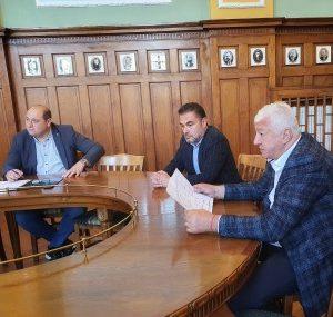 След спешна среща в Община Пловдив актуализират сроковете за изпълнение на Водния проект