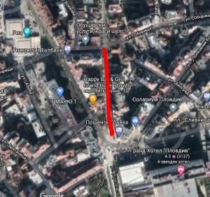 """Спират движението по ул. """"Брезовска"""" заради реконструкция на ВиК мрежата"""