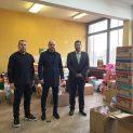 """Стотици подаръци от Операция """"Плюшено мече"""" потеглиха от """"Тракия"""" към деца в неравностойно положение"""