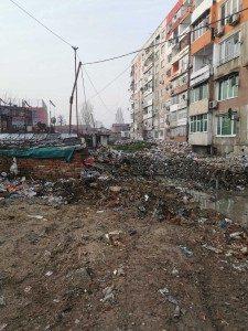 """""""Чистота"""" извози 400 000 килограма боклук от междублоковите пространства в """"Столипиново"""""""