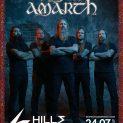 Шведската метъл банда Amon Amarth забиват в първата вечер на Hills of Rock 2020