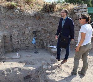 """Археолозите проучват нови находки """"По крепостните стени на Филипопол"""" на Небет тепе"""