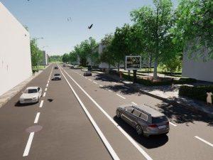 """До края на годината започва реконструкцията на ул. """"Даме Груев"""" и бул. """"Дунав"""""""