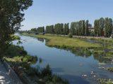 Предупреждение за замърсяване водите на река Марица!