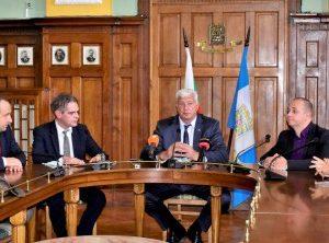 Световна компания за медицинска техника изгражда нов завод за 20 млн. лв. в Пловдив